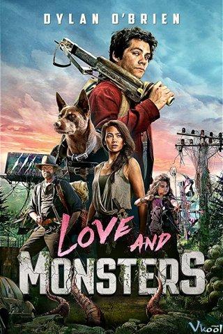 Tình Yêu Và Quái Vật Love And Monsters