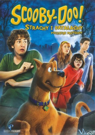 Chú Chó Scooby Doo: Bóng Ma Trong Nhà Hoang - Scooby-Doo! The Mystery Begins