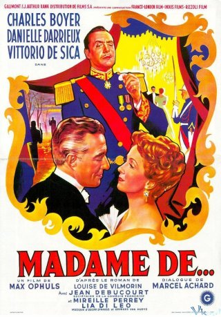 Bông Tai Của Đệ Nhất Phu Nhân The Earrings Of Madame De