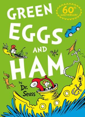 Trứng Xanh, Giăm Bông Xanh Green Eggs And Ham