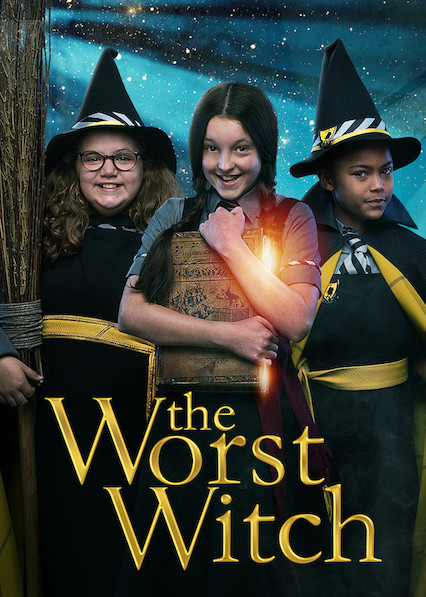 Phù Thủy Xui Xẻo The Worst Witch.Diễn Viên: David Attenborough,Alec Baldwin,Chadden Hunter