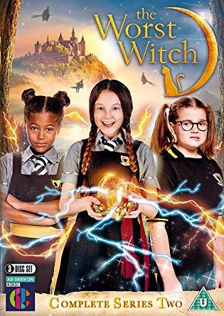 Phù Thủy Xui Xẻo 2 The Worst Witch Season 2.Diễn Viên: Lưu Hạo Nhiên,Trần Hảo,Thượng Ngữ Hiền