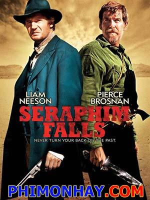 Sát Thủ Miền Viễn Tây Seraphim Falls.Diễn Viên: Pierce Brosnan,Liam Neeson,Anjelica Huston