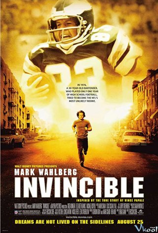 Bất Khả Chiến Bại Invincible