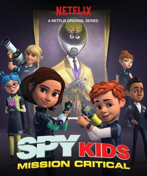 Điệp Viên Nhí: Nhiệm Vụ Tối Trọng Spy Kids: Mission Critical