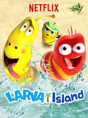 Ấu Trùng Tinh Nghịch: Hoang Đảo Larva: Island.Diễn Viên: Hách Thiệu Văn,Huỳnh Thu Sinh,Kim Thành Vũ