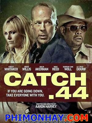 Truy Lùng 44 Catch 44.Diễn Viên: Malin Akerman,Nikki Reed,Deborah Ann Woll