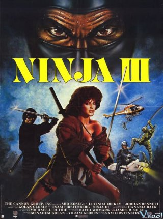 Ninja 3: Thống Trị Ninja Iii: Domination.Diễn Viên: Ori No Mukou Ni