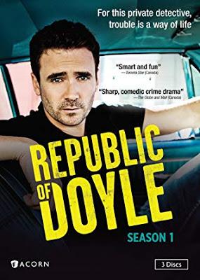 Thám Tử Doyle Phần 1 Republic Of Doyle Season 1.Diễn Viên: La Chí Tường,Hoàng Tử Thao,Ella She,Hồ Ngạn Bân