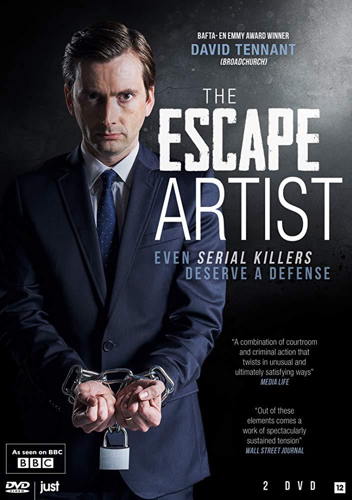 Nghệ Thuật Lách Luật The Escape Artist.Diễn Viên: Ma Đạo Tổ Sư Q