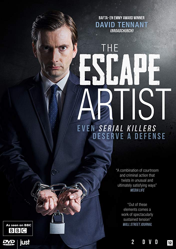 Nghệ Thuật Lách Luật - The Escape Artist