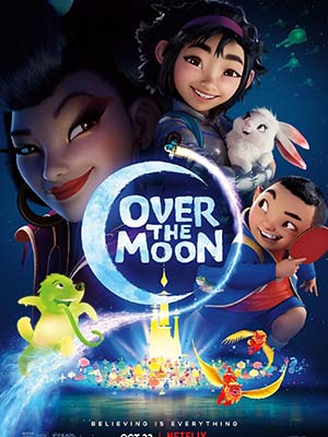 Vươn Tới Cung Trăng Over The Moon.Diễn Viên: Troy Baker,Dee Bradley Baker,Jonathan Adams