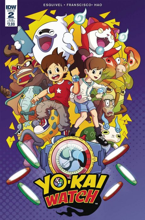 Đồng Hồ Yêu Quái Phần 2 - Youkai Watch: Yokai Watch 2