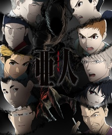 Ajin 2Nd Season Ajin: Demi-Human 2Nd Season