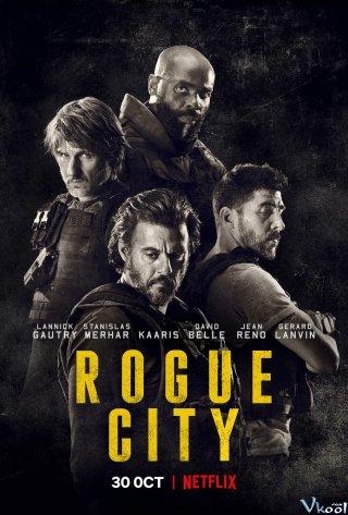 Thành Phố Băng Đảng Rogue City