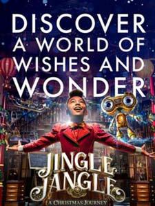 Hành Trình Giáng Sinh Jingle Jangle: A Christmas Journey