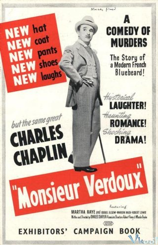 Ông Verdoux Monsieur Verdoux.Diễn Viên: Ray Chang,Jc Chee,Shiga Lin