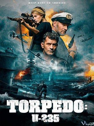 Tàu Ngầm U-235 Torpedo