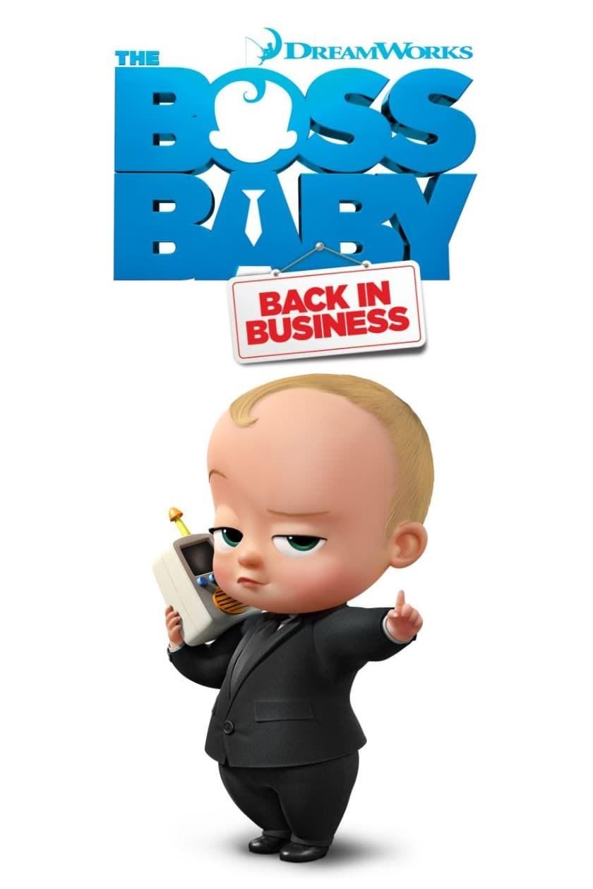 Nhóc Trùm: Đi Làm Lại Phần 4 The Boss Baby: Back In Business Season 4