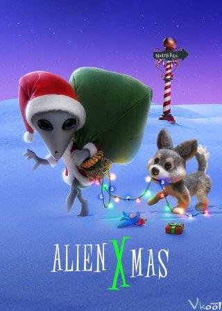 Giáng Sinh Xa Lạ - Alien Xmas