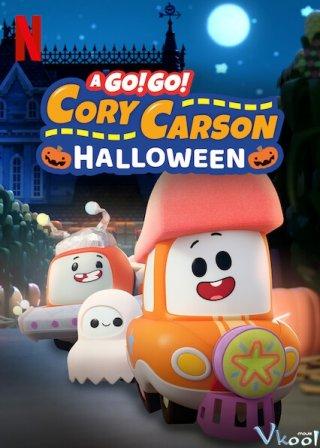 Giáng Sinh Cùng Xe Nhỏ A Go! Go! Cory Carson Christmas