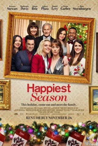 Mùa Hạnh Phúc Nhất Happiest Season