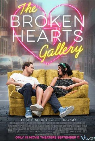 Bảo Tàng Trái Tim Vụn Vỡ The Broken Hearts Gallery.Diễn Viên: Swallowed Star