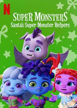 Hội Quái Siêu Cấp: Giúp Đỡ Ông Già Noel - Super Monsters: Santas Super Monster Helpers