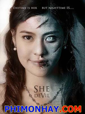 Vợ Quỷ She Devil.Diễn Viên: Harin Suthamjaras,Fandee Chanyathanakorn