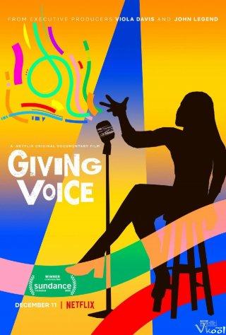 Trao Giọng Nói Giving Voice