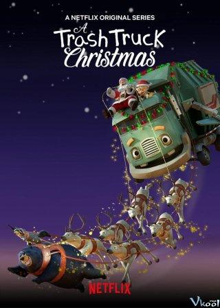 Hank Và Bạn Xe Tải Chở Rác: Giáng Sinh - A Trash Truck Christmas