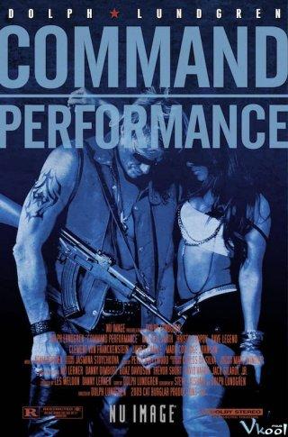 Buổi Hòa Nhạc Đẫm Máu Command Performance.Diễn Viên: Callum Blue,Kerr Smith,James Kyson