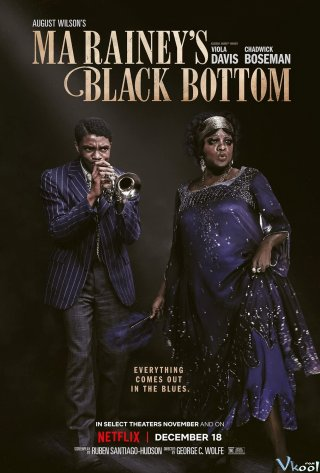 Điệu Blues Của Ma Rainey - Ma Raineys Black Bottom