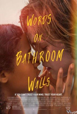 Ngôn Từ Trong Phòng Tắm Words On Bathroom Walls