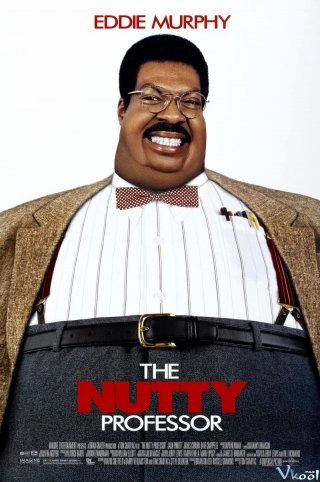 Tiến Sĩ Điên The Nutty Professor.Diễn Viên: Ewan Mcgregor,George Clooney And Kevin Spacey