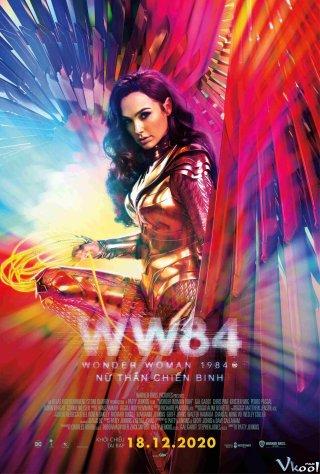Nữ Thần Chiến Binh Wonder Woman 1984