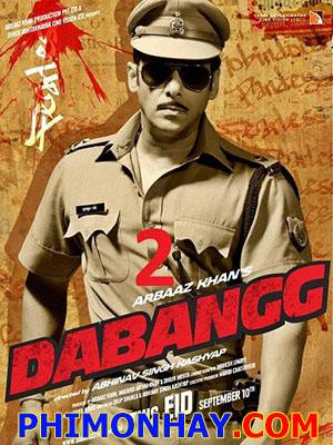 Siêu Cảnh Sát 2 Dabangg 2.Diễn Viên: Salman Khan,Kareena Kapoor,Mahie Gill