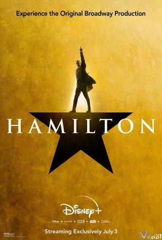 Anh Hùng Hamilton - Hamilton Việt Sub (2020)