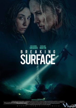 Mặt Biển Phá Vỡ Breaking Surface