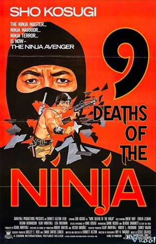 9 Cái Chết Của Ninja Nine Deaths Of The Ninja.Diễn Viên: Ewan Mcgregor,George Clooney And Kevin Spacey