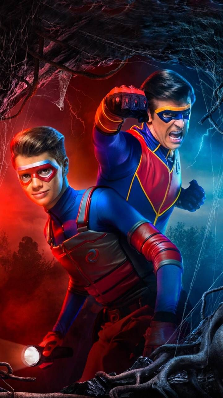 Henry Danger - Tv Series 2014