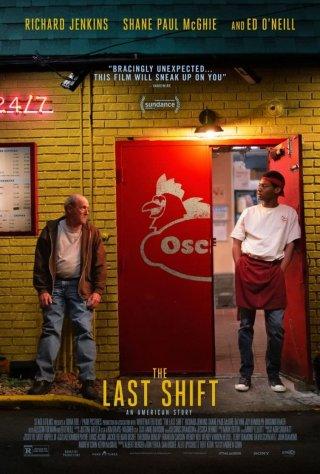 Ca Trực Kinh Hoàng - The Last Shift
