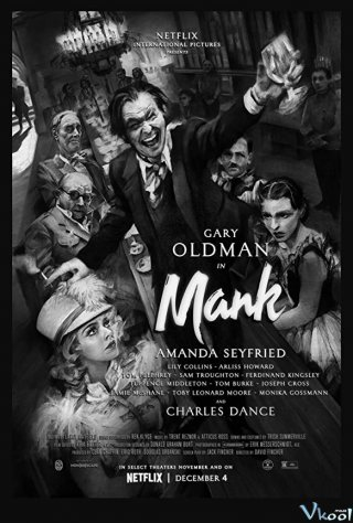 Nhà Biên Kịch Herman J. Mankiewicz Mank