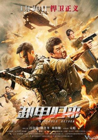 Anh Hùng Trở Về Heroes Return.Diễn Viên: Yingxiong Wo Zao Jiu Bu Dang Le