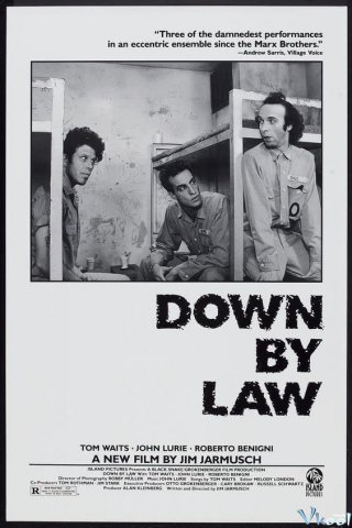 Trốn Tù - Down By Law