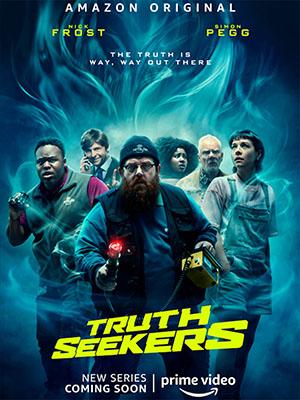 Biệt Đội Bắt Ma Truth Seekers.Diễn Viên: John Fawcett,Graeme Manson,Alex Levine,Kim Coghill,Andrew De Angelis,Jeff Detsky