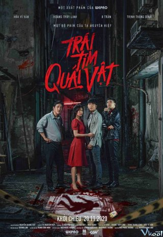 Trái Tim Quái Vật The Instrument Of Murder