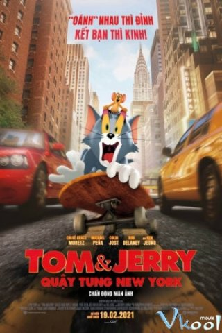 Tom Và Jerry: Quậy Tung New York Tom And Jerry.Diễn Viên: Jeremy Brett,Edward Hardwicke,Rosalie Williams,Colin Jeavons,Denis Lill,Harry Andrews,Clive