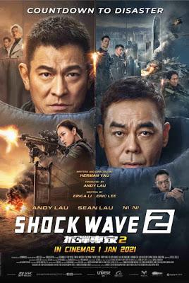 Sóng Dữ 2 - Shock Wave 2