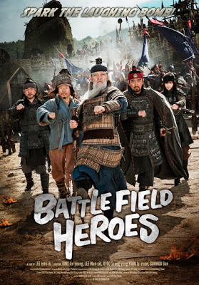 Anh Hùng Xung Trận Battlefield Heroes.Diễn Viên: One Year After The Battle